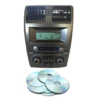 FALCON BA BF - TERRITORY SX SY SINGLE TO 6 CD IN-DASH