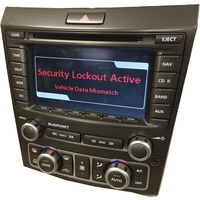 VE SERIES 1 E2 HSV SECURITY LOCKOUT ACTIVE