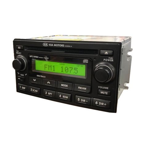 KIA K200SO-A STEREO REPAIR SERVICE