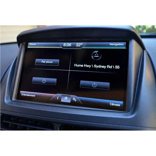FORD SYNC 2 INFOTAINMENT SCREEN