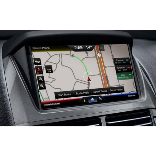 FORD TERRITORY SZ MKII SYNC 2 NAVIGATION