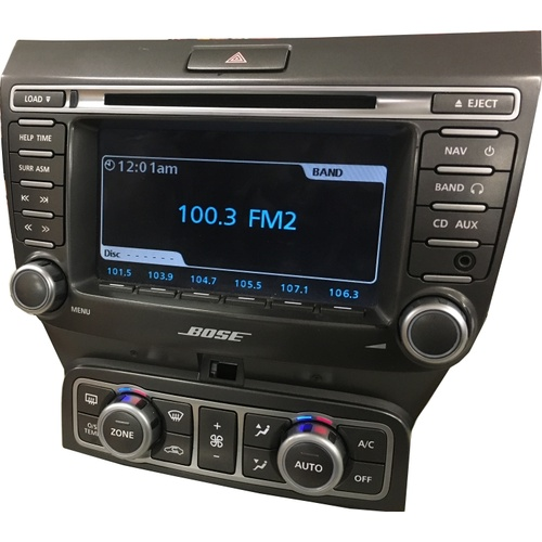 VE SERIES 1 FACIA BLAUPUNKT BOSE REPAIR SERVICE