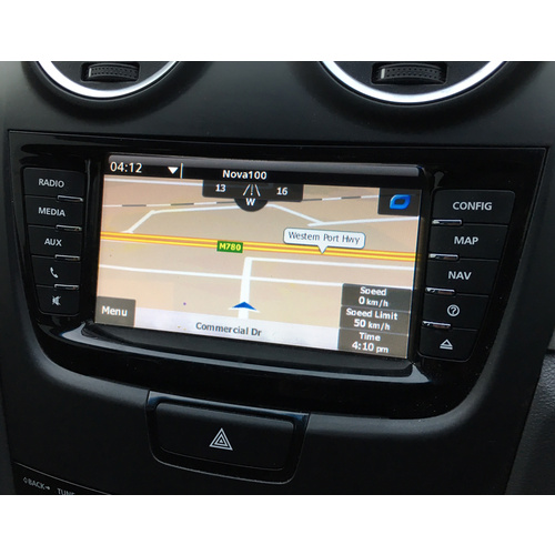 VE SERIES 2 VE2 NAVIGATION SAT NAV